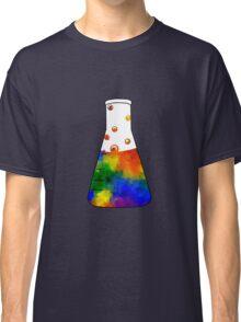 Rainbow Erlenmeyer Classic T-Shirt