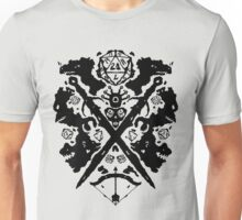 Roleplaying Rorschach Unisex T-Shirt