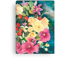 Hedgerow Canvas Print