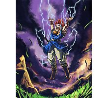 Crono Power Photographic Print