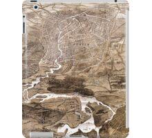 Vintage Map of Berlin Germany (1870) iPad Case/Skin