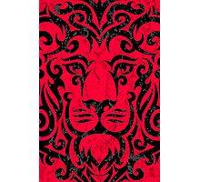 Lionheart Photographic Print