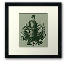Sir Corin Thulhu  Framed Print
