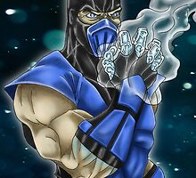 Sub-Zero by rigosworld