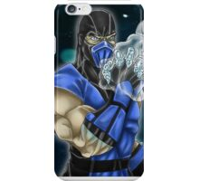 Sub-Zero iPhone Case/Skin