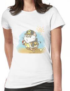 Pokemon GO Hamster Womens Fitted T-Shirt