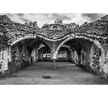 Abby Ruins  Photographic Print