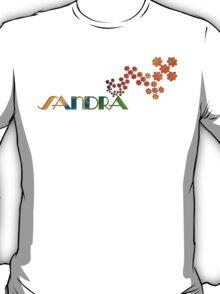 The Name Game - Sandra T-Shirt