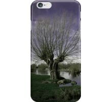 The Whomping Willow iPhone Case/Skin
