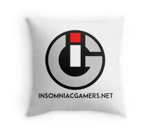Insomniac Gamers w/ Link Throw Pillow