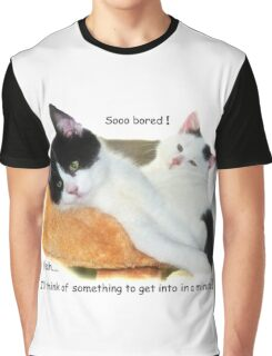 Sooo Bored! Graphic T-Shirt