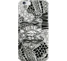 Love of Nature Doodles iPhone Case/Skin