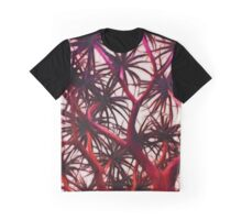 Fire Tinged Yucca Graphic T-Shirt
