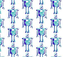 Robot Robot by jackfords