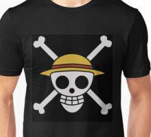 Flag Luffy Unisex T-Shirt