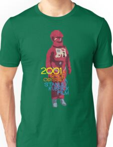 Dave Bowman Unisex T-Shirt