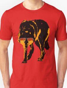 A Shady Wolf Unisex T-Shirt