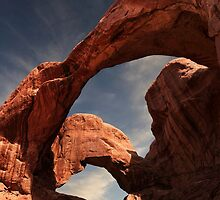 Double Arch by Alex Preiss