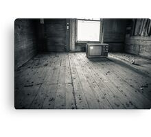 All That's Left Canvas Print
