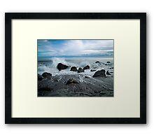 Galway Beach Framed Print