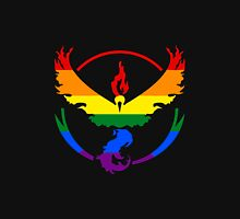 Team Valor: Gay Pride Unisex T-Shirt