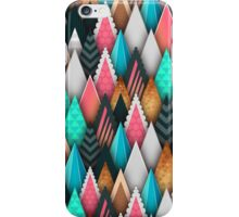 Colorful Arrowhead Pattern iPhone Case/Skin