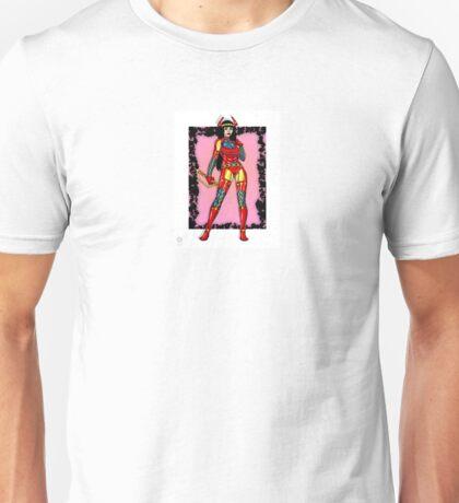Big Barda Unisex T-Shirt