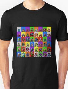 NES Robot Masters T-Shirt