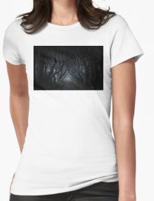 Kingsroad, The Dark Hedges Womens Fitted T-Shirt