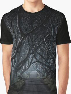 Kingsroad, The Dark Hedges Graphic T-Shirt