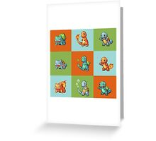 Pokemon - Parallel Universes Greeting Card