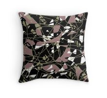 Decorative abstraction Throw Pillow