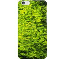 River Reflections - Impressions iPhone Case/Skin