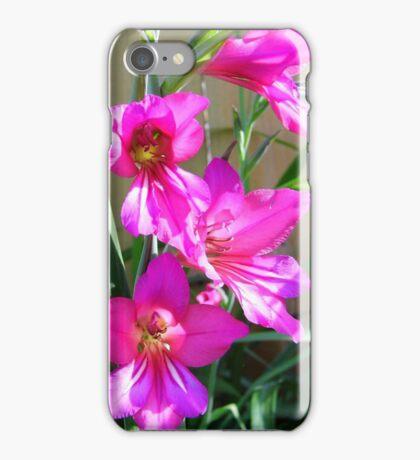 Gladiolia iPhone Case/Skin