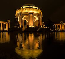 Palace of Fine Arts - San Francisco by bayareaartists