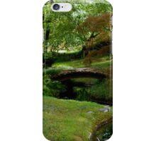 Japanese Garden - Maymont Park iPhone Case/Skin