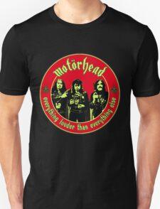 Original Motorhead Colour 2 Unisex T-Shirt