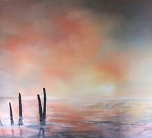 Atmospheric Ocean by Linda Woodward