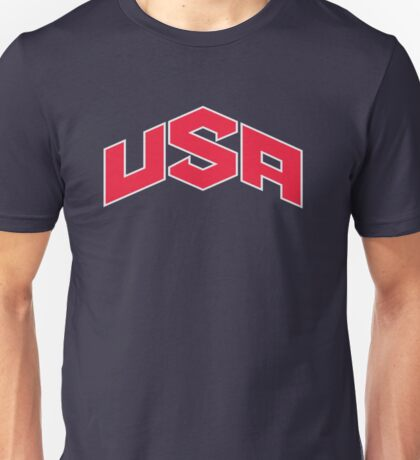 USA BASKETBALL Unisex T-Shirt