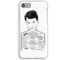 Save Ferris The Righteous Dude iPhone Case/Skin