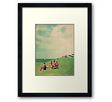 The Sun Forgot Us Framed Print
