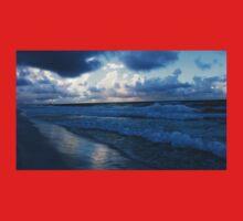 Gulf Shore Sunrise One Piece - Short Sleeve