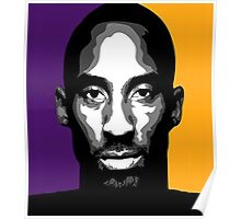 KOBE BRYANT THE LEGEND Poster