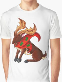 Merry Christmas from Maine! Graphic T-Shirt