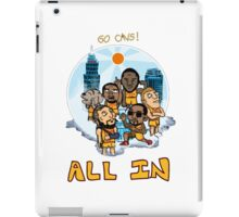 CAVS ALL IN iPad Case/Skin