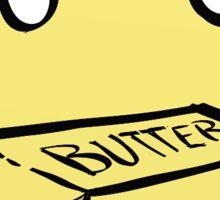 Butter - Grade A Sticker