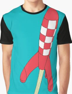 Awesome Rockship Graphic T-Shirt