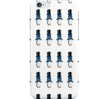 Playboy Penguin iPhone Case/Skin