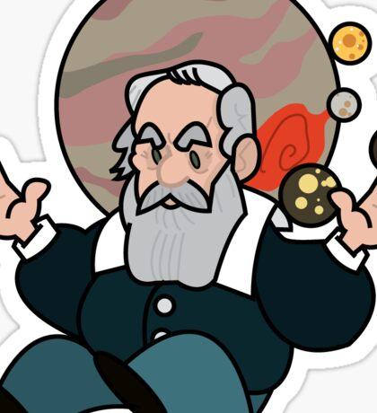 Galileo Galilei Sticker