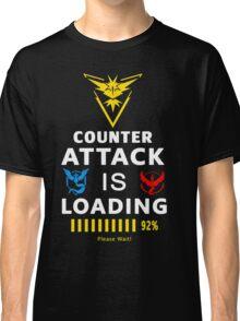 Catch 'Em All Team Instinct! Classic T-Shirt